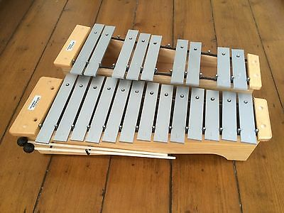 Hohner Percussion Metallophone