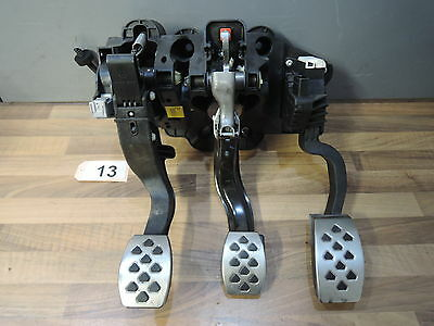 PEDALSET + Opel Corsa D OPC + Bremsbedal Gaspedal Kupplungspedal Pedale 13285460