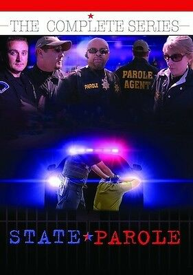 State Parole: Complete Series - 3 DISC SET (2016, DVD NEW)