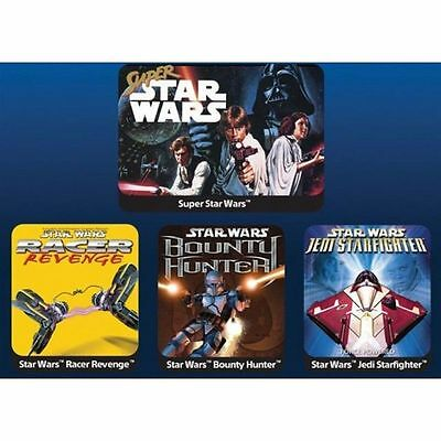 Star Wars Classics - 4 Full Games - Playstation 4 (Download Code)