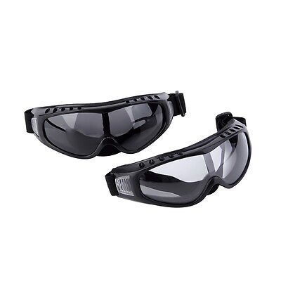 Snowboard Dustproof Sunglasses Motorcycle Ski Goggles Eye Glasses Eyewear P3