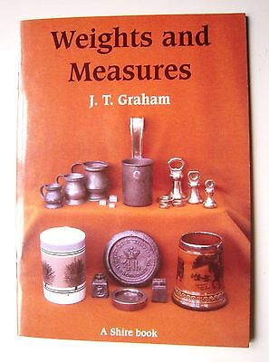 WEIGHTS AND MEASURES by J.T.GRAHAM. Ref. 9871..
