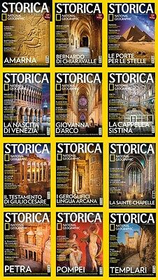 Storica National Geographic 1-85