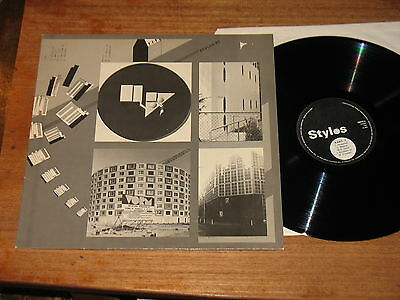 Stylos 'Stylos '82' Netherlands-issue LP