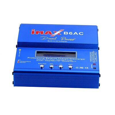 iMAX B6AC Professional Intelligent Balance Charger/ Discharger P3