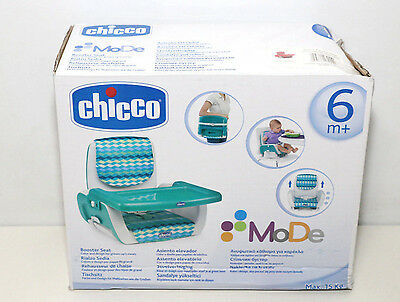 Chicco 07079036300000 - Sitzerhöhung Mode, scarlet