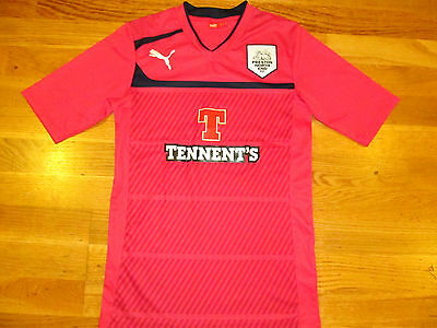 Preston North End FC England Fußball Trikot Jersey Shirt Puma Gr. S