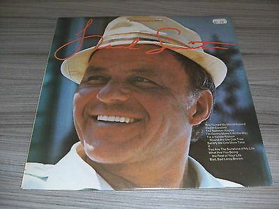 "Frank Sinatra - Some Things Iv'e Missed. 12"" Vinyl Stereo Lp Record Album K54020"