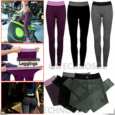 New Ladies Gym Running Pants Yoga Sports Exercise Leggings Trousers Jogging LOT
