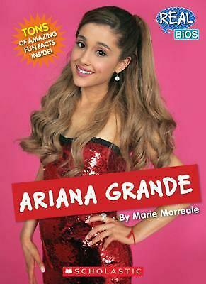 Ariana Grande by Marie Morreale Paperback Book (English)