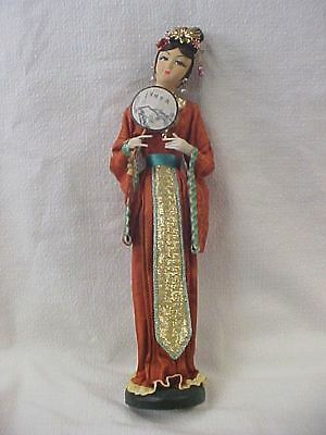 Vintage Chinese noblewoman doll 15Inches