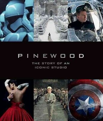 Pinewood: The Story of an Iconic Studio by Bob McCabe Hardcover Book