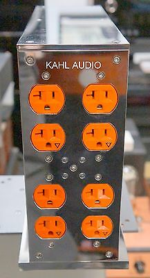 NBS Source Equipment Power Conditioner. 8 outlets. RARE! $6,000 MSRP