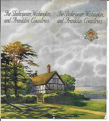 LNWR Shakespeare, Washington and Franklin Countries