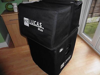 Hk Audio Lucas Max 2000W Active Pa System