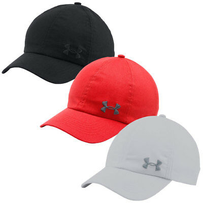 Under Armour Womens UA Armour Solid Summer Baseball Cap Hat