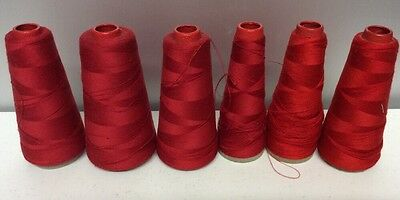 Lot Of 6 Oncore Used Industrial Cone Thread