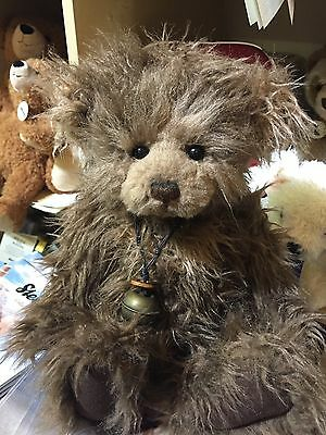 SCRUFFYLUMP By Charlie Bears, 2013 Collection - Now Retired!