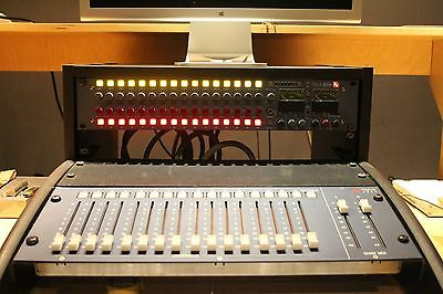 AMS Neve 8816 Summing Package (8816 + 8804 fader pack)