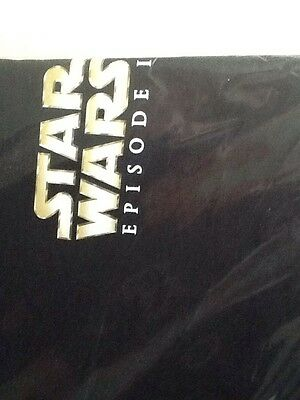 Star Wars Episode 1 T Shirt Size Large