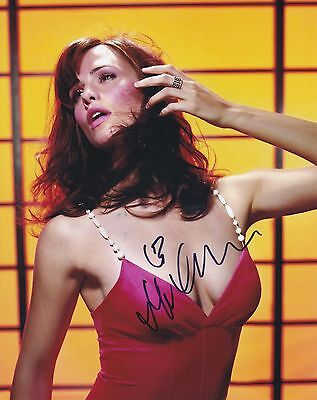 ** Jennifer Garner ** Genuine Signed Autograph 10X8 Photo - Obtained In Person