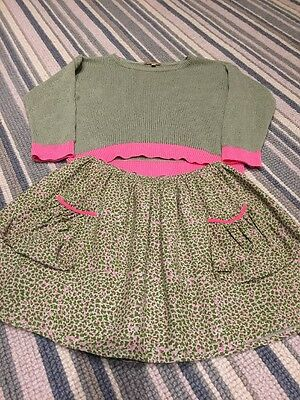Girls I Love Gorgeous Outfit. 8-9 Years. Skirt & Jumper.