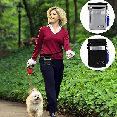 Dog Training Waist Bag Large-content Outdoor Pro Pets Snack Keys Pouch Treat Bag