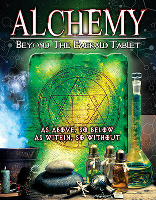 Alchemy: Beyond The Emerald Tablet (2014, DVD NEW)