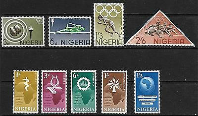 Nigeria    2 Mint Sets