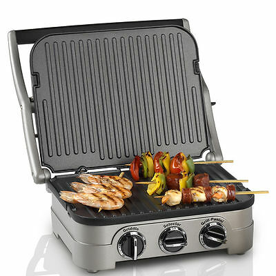 Cuisinart GR4CU Griddle and Grill