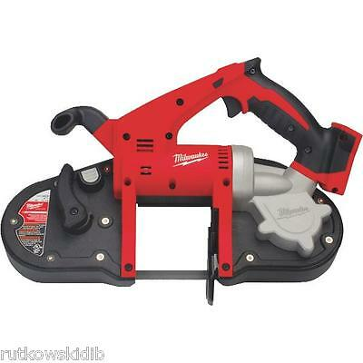 Milwaukee M18 Lithium-Ion Cordless Bandsaw Band Saw - Bare Tool