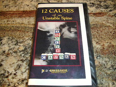 12 Causes of an Unstable Spine - Dr. Rettner, DC