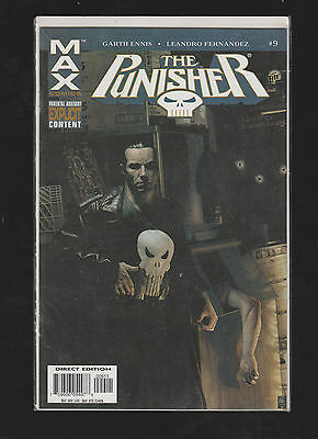The Punisher 9  Marvel Max