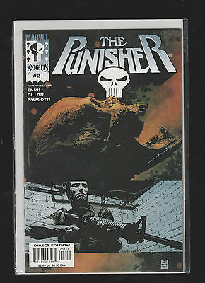 The Punisher #2   Marvel Knights