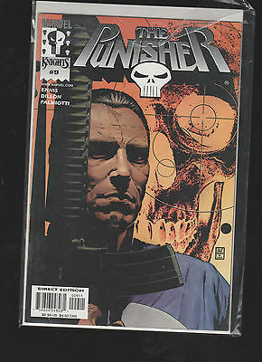 Punisher #9 Marvel Knights