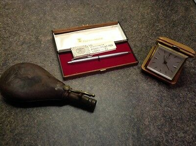 3 Collectable Vintage Items.