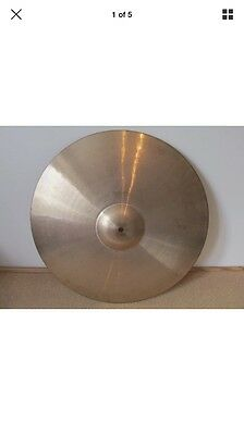 """PAISTE 505 18"""" RIDE CYMBAL/ Drums/"""