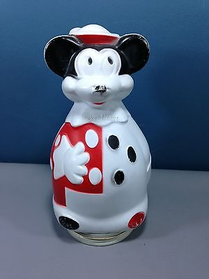 Money Bank MICKEY MOUSE Nabisco Puppets Cereal