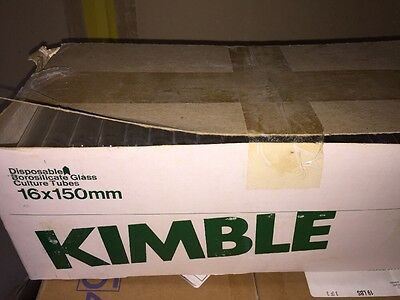 Kimble Culture Tube Kimax Art. No. 45066-A 16x150mm