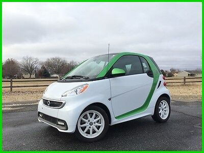 2013 Smart fortwo electric drive passion 2013 Smart FORTWO Electric Drive Passion Coupe   Under 4,000 Miles   Only $6250!