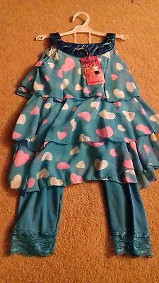 Brand New - Girls Outfit - Designer - Han.a.w - 12 Yrs