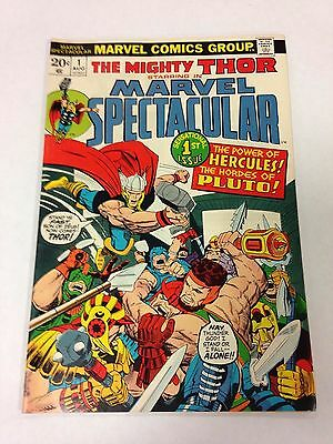 Marvel Spectacular #1 August 1973 The Mighty Thor