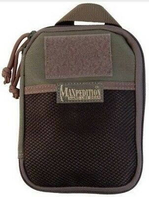 Maxpedition Foliiage Green EDC Pocket Organiser Pouch #0246F - Every Day Carry