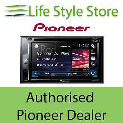 Pioneer AVH-X3800DAB In Dash Media Player with DAB+