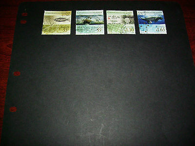 No-21---2009   COCOS   ISLAND   ISSUED     STAMPS --4  USED