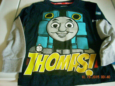 THOMAS THE TANK LONG SLEEVE T SHIRT ( 3T or 4T) NEW!!!
