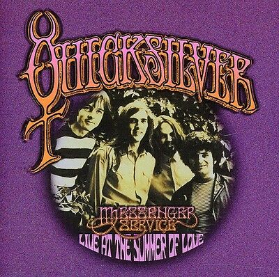 Quicksilver Messenge - Live from the Summer of Love [New CD] UK - Import