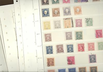 MOZAMBIQUE & COMPANY, Excellent OLD Stamps in Lighthouse Hingeless pages