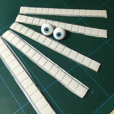 BJD doll eyes mud white for DOD.AS.DZ.SD 1 piece for 1-2 pairs eyes