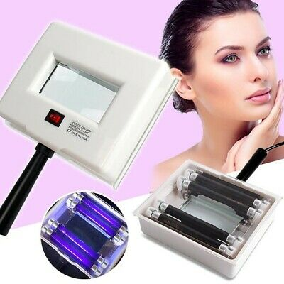 Woods Lamp Analysis Light Beauty Salon Spa Facial Skin Care Analyzer Au Plug